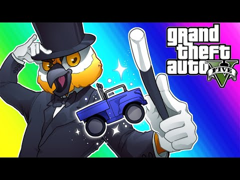 Xxx Mp4 GTA5 Online Funny Moments 1 VS 1 With Delirious And Flying Truck Glitch 3gp Sex