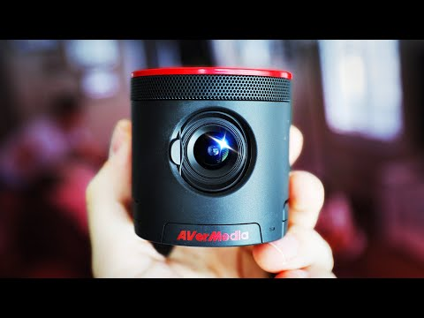 The BEST Webcam is One That You CAN T BUY and it s huuuuuge