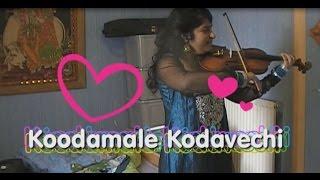 koodamale koodavechi : violin tamil song