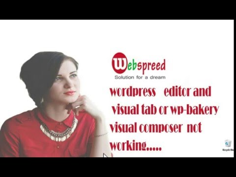 wordpress editor visual composer is not working after change - tinymce wp editor not working ?
