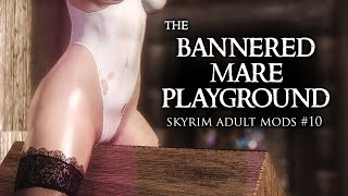 """Am I old enough for this ride..?"" - SKYRIM ADULT MODS #10"