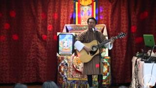 Rinchen Namgay - Bhutanese fund Raising Party New York  2016