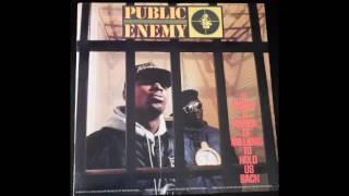 Public Enemy - It Takes A Nation - Full 1988 Vinyl Album