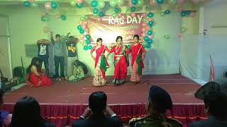 Rag Day Flash Mob: BSMMU | 4th batch | 2018