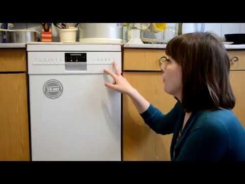 Сколько стирает посудомойка бош