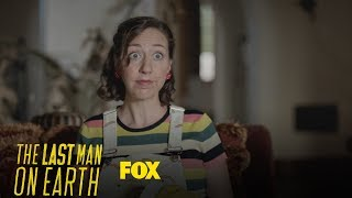 Tandy Enters Phase Two Of His Sex Change Operation | Season 4 Ep. 7 | THE LAST MAN ON EARTH
