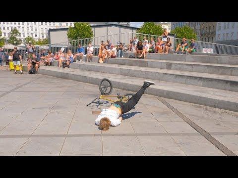THE BIGGEST STREET BMX JAM IN NORTHERN EUROPE (COPENHAGEN)