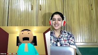 MAKE JOKE OF - STORY OF AN INTERVIEW || EP : 2 reaction video.