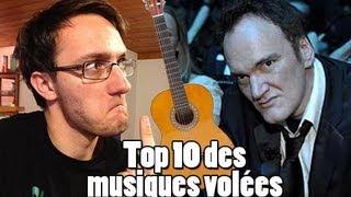 """Top 10 des musiques """"volées"""" (ou """"réappropriées"""")"""