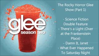 Glee - The Rocky Horror Glee Show songs compilation (Part 1) - Season 2