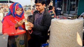 Bengali Street Food of Dhaka# Jhal Muri- Masala Muri# Special Tasty Twesty Street Food in Bangladesh