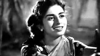 Aaj Ki Raat Piya - Baazi 1951 - Geeta Dutt