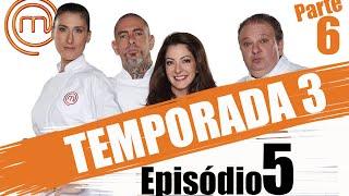 MASTERCHEF BRASIL - CANAL OFICIAL  | TERCEIRA TEMPORADA - EP. 5 (12/04/2016) | PARTE 6