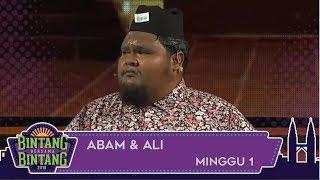 Bintang Bersama Bintang | Abam & Ali | Minggu 1