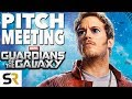 Guardians of the Galaxy Pitch Meeting