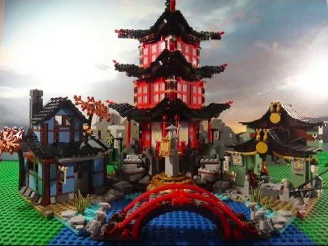 LEGO NINJAGO THE MOVIE PART 18 THE RAGE OF RONIN