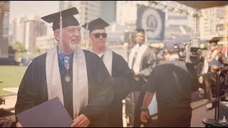 Jeff Geyer | National University Southern Commencement 2017