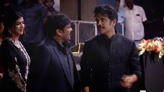 celebrities Entry At ANR National Awards 2019 | Nagarjuna | Chiranjeevi