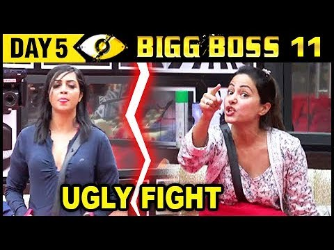 Xxx Mp4 Hina Khan Wants To THROW Arshi Khan Out Bigg Boss 11 Day 5 – Episode 5 6th October 2017 Update 3gp Sex