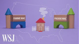 How Fannie and Freddie Prop Up America