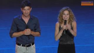 Laura Tesoro debuteert bij Belgium's Got Talent