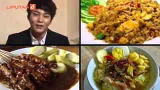 Cerita Joo Won yang Tak Bisa Melupakan Kenikmatan Rasa Makanan Indonesia