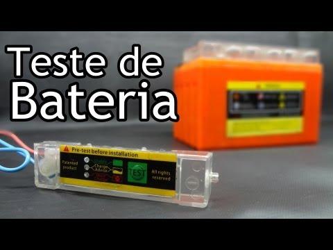 Teste de Bateria 12v Faça Você Mesmo Battery Test Tool