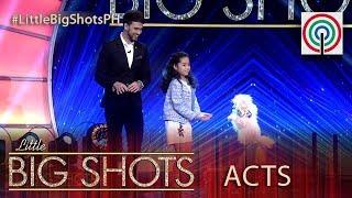 Little Big Shots Philippines: Yanna | 9-year-old Dog Trainer