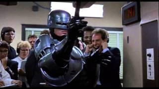 RoboCop's Prime Directives / Shooting Range