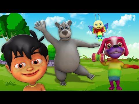 Xxx Mp4 Kalu Madari Aaya Hindi Nursery Rhymes Balgeet In Hindi Kids Channel India कालू मदारी 3gp Sex