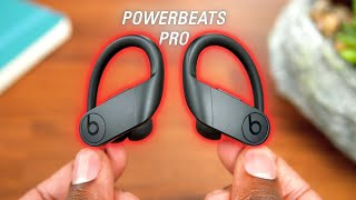 NEW PowerBeats Pro Unboxing - Better than AirPods?