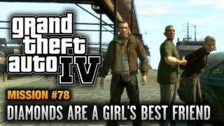 GTA 4 - Mission #78 - Diamonds are a Girl's Best Friend (1080p)