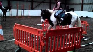 Me and Henry had a go at the have a go trec - we did this on the 24th November 2012 :)