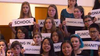Secret For The Mad - Vancouver Youth Choir Junior
