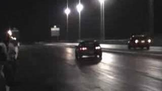 #77 Corolla XRS ('05-'06)  vs CRX Speedway race