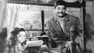 Dev Anand Conceal His Identity,Munimji - Comedy Scene 11/21