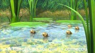 Tinkerbell - Summer's Just Begun (EU Portuguese) *Lyrics* HD