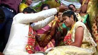 Sandhya Pradeep Wedlock Video