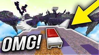 The NO MID Challenge in Minecraft BED WARS...