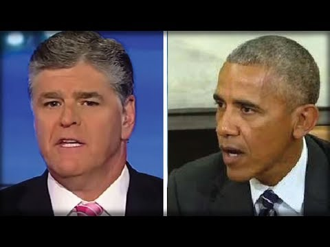 """SEAN HANNITY IS ABOUT TO HIT OBAMA WITH """"BIGGEST LAWSUIT"""" EVER AFTER NASTY THING HE DID TO HIM"""