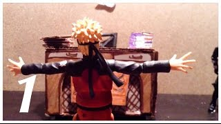 Naruto Shippuden stop motion: episode 1 - the journey begins