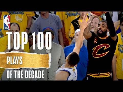 NBA s Top 100 Plays Of The Decade