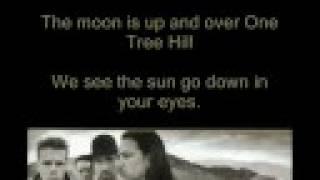 U2  One Tree Hill  With Lyrics