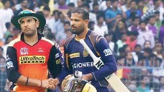 KKR vs SRH, IPL 2016: Kolkata Knight Riders won by 22 runs