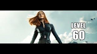 Marvel Heroes: Level 60 Black Widow Gameplay