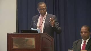 Zimbabwe Minister of Finance Prof Mthuli Ncube, Zimbabwe Investor Forum New York September 2018