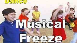 STOP | Children's Song| Musical Freeze | Jump and Stop | Freeze Dance | Patty Shukla