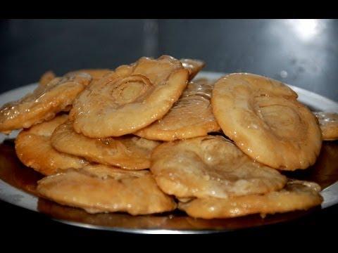 Recipe - Sajja Bakshalu Recipe With English Subtitles