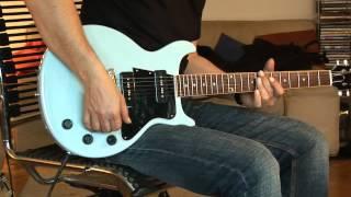 2011 Gibson Les Paul Special Double Cut Custom Shop Part1
