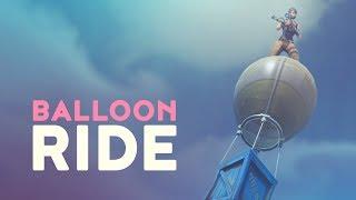 BALLOON RIDE (Fortnite Battle Royale)